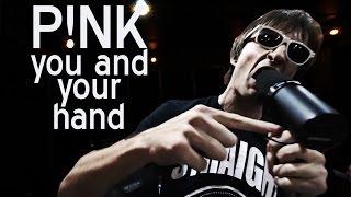 Pink - U + Ur Hand (Metal Cover)