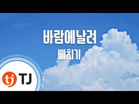 [TJ노래방] 바람에날려(후아유-학교 2015 OST) - 배치기(Feat.펀치) (Fly With The Wind - Baechigi) / TJ Karaoke