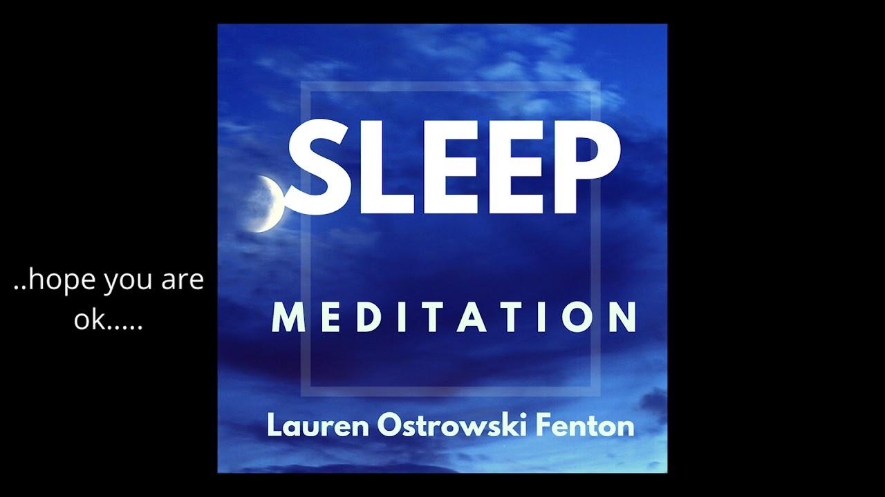 Guided Sleep Meditation Podcast available