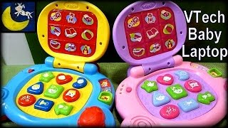 Review: VTech Baby's Learning Laptop, Pink - Sounds, Music & Shapes for Babies