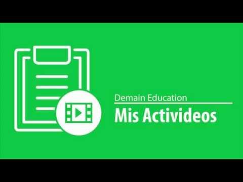Mis Activideos