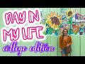 DAY IN MY LIFE: COLLEGE EDITION! THE UNIVERSITY OF GEORGIA