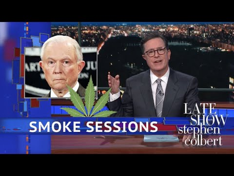 Jeff Sessions Says Legal Weed... Illegal?
