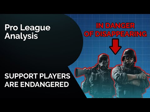 Support Players Are An Endangered Species… And That's Good.