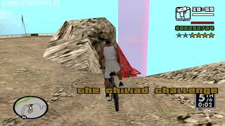 Starter Save - Part 11 - GTA San Andreas PC - complete walkthrough - achieving 13.37%