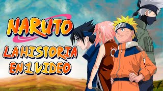 Naruto : La Historia en 1 Video I Fedewolf
