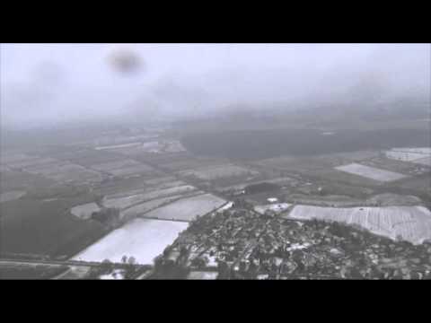 Flug Nordholz nach Rendsburg Teil 3 mit Musik Wikipedia 2013