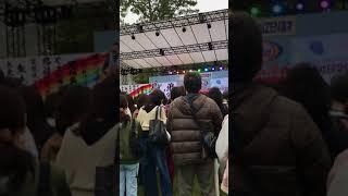 ANZEN漫才のTKUのライブです(^^)