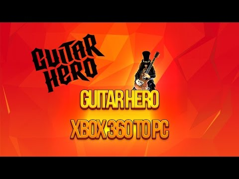 how-to-connect-xbox-360-guitar-hero-to-pc