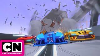 Transformers Cyberverse   The Plague of Rust   Cartoon Network