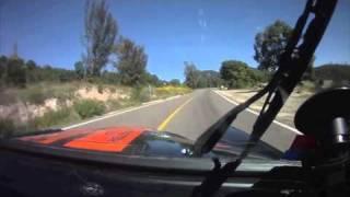 Harri Rovanperä & 1953 Studebaker La Carrera PanAmericana 2010 - Äijä Ratissa!