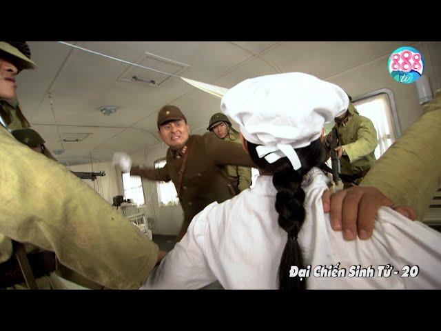 Nữ Đặc Công Giả Dạng Cô Y Tá Lên Tàu Lửa Ám Sát Tên Đại Tướng Quân Trong Nháy Mắt   888TV