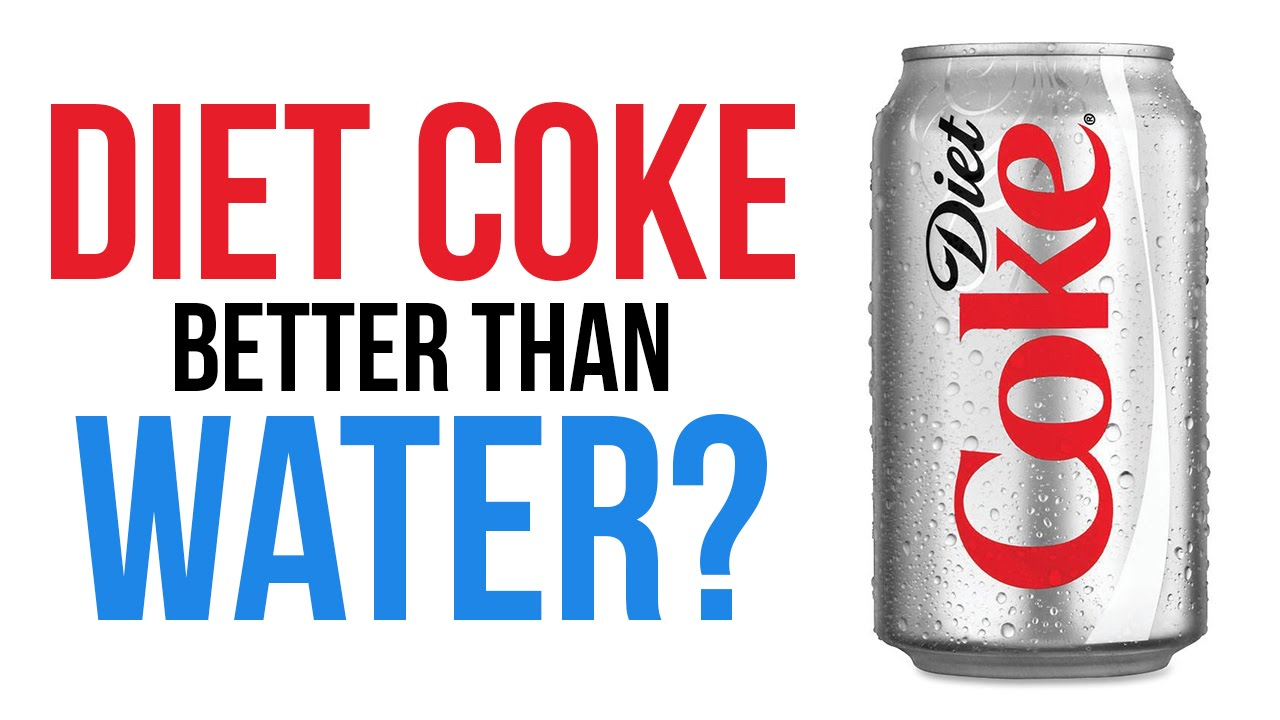 are diet sodas good for you?