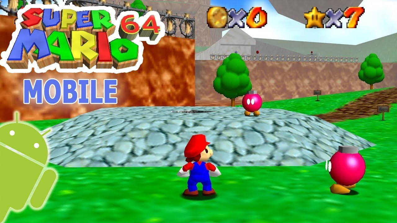 super nintendo 64 apk download