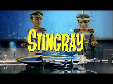 Stingray 1964  1965  and Closing Theme With Snippets HD DTS Surround