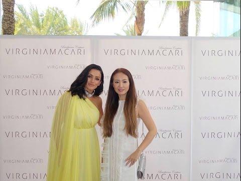 Virginia Macari Fashion Show Marbella | Saeko Hamada
