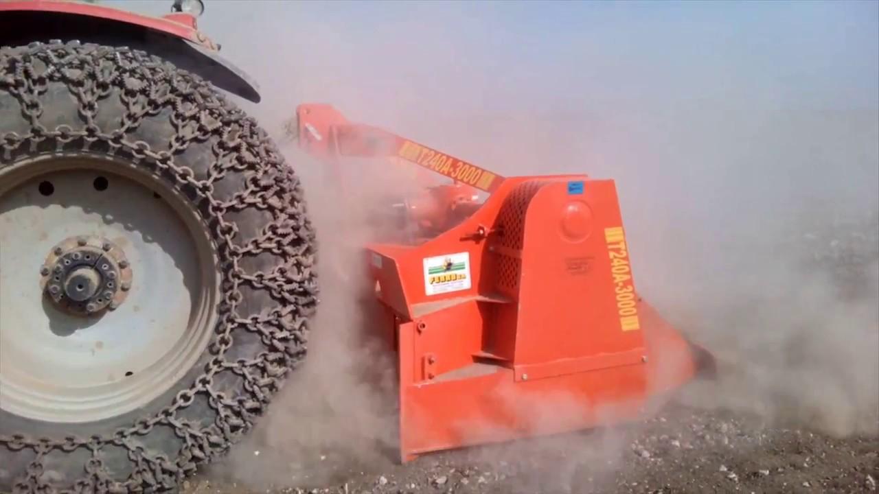 Trituradora de piedras T240-3000