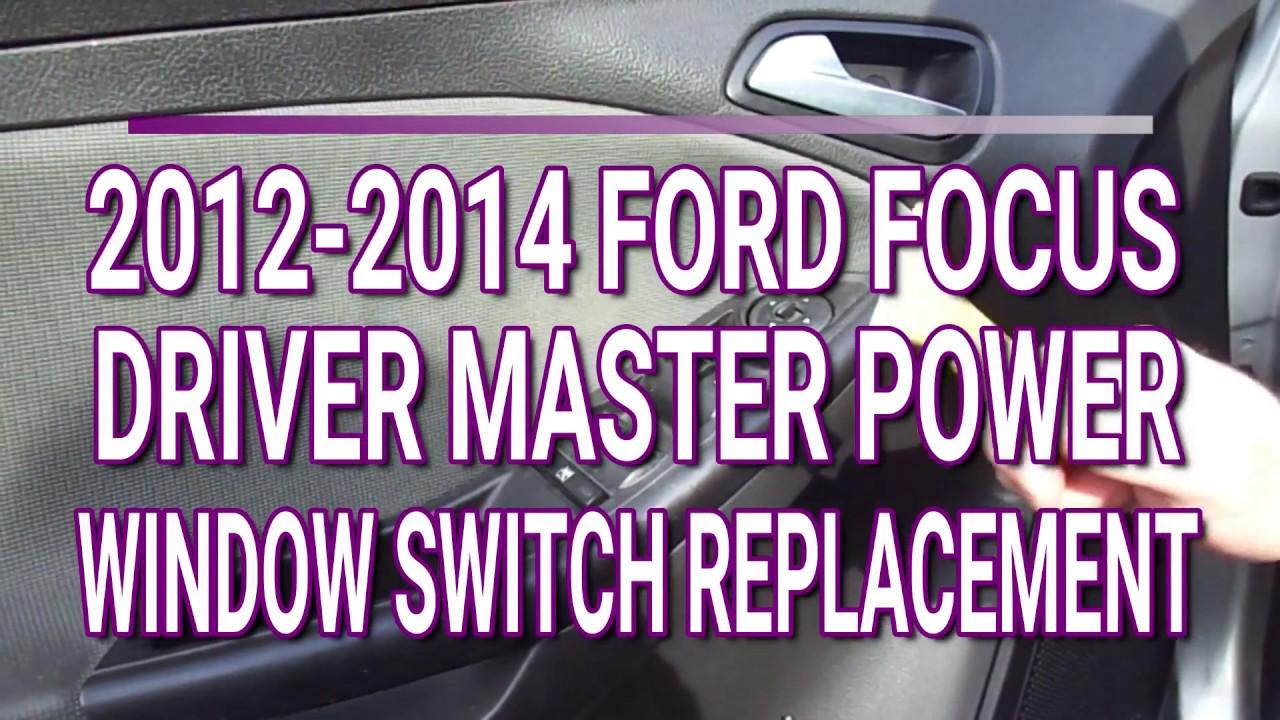 Ford Focus Power Window Wiring Diagram - Database - Wiring ...