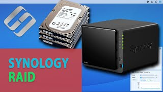 ⚙️How to Recover Dąta from RAID Synology NAS DS415+⚙️