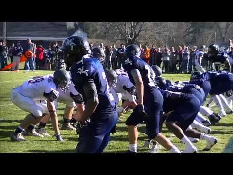 NVL Football: Naugatuck vs. Ansonia 2012