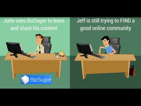 How BizSugar Can Help Your Small Business or Startup