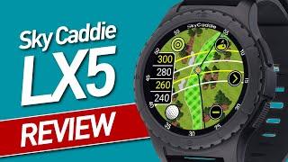 SkyCaddie LX5 Review