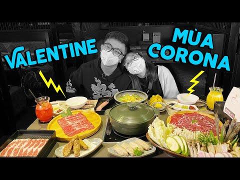 Valentine cùng Tân