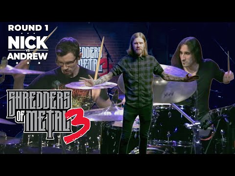 SHREDDERS OF METAL 3 | Episode 1: NICK VS ANDREW episode thumbnail