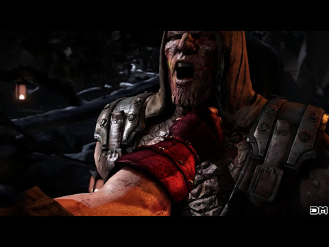 Mortal Kombat X All Fatalities on Tremor