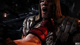 Mortal Kombat X All Fatalities on Tremor