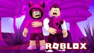 Roblox - O MUNDO ROSA !!