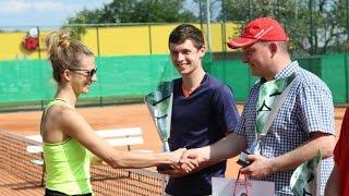 Rozmowa z finalistami Tenisowego Turnieju Otwarcia