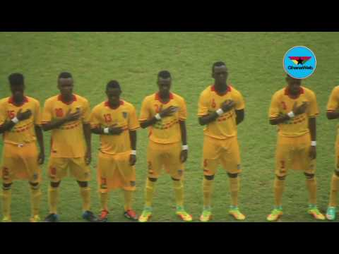 Benin holds Ghana in International friendly