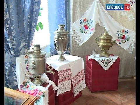О традициях русского чаепития рассказывает новая выставка в краеведческом музее.