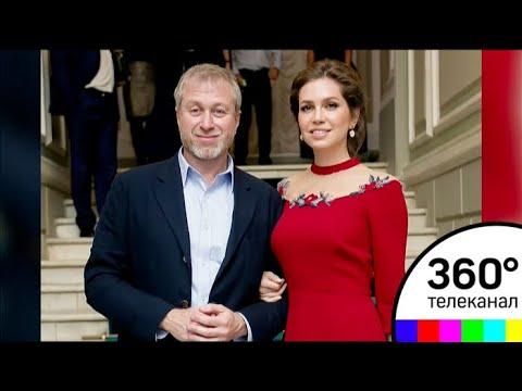 Роман Абрамович и его супруга Дарья Жукова объявили о расставании