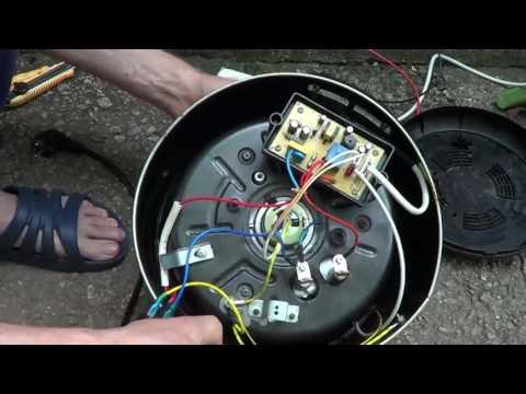 Ремонт мультиварки мулинекс своими руками видео