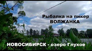 Рыбалка в Новосибирске на фидер Озеро Глухое отличный клёв сороги Жарим рыбу на берегу
