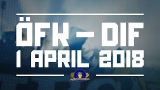Östersunds FK - Djurgårdens IF 1/4 2018