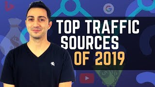 Top Affiliate Marketing Traffic Sources of 2019