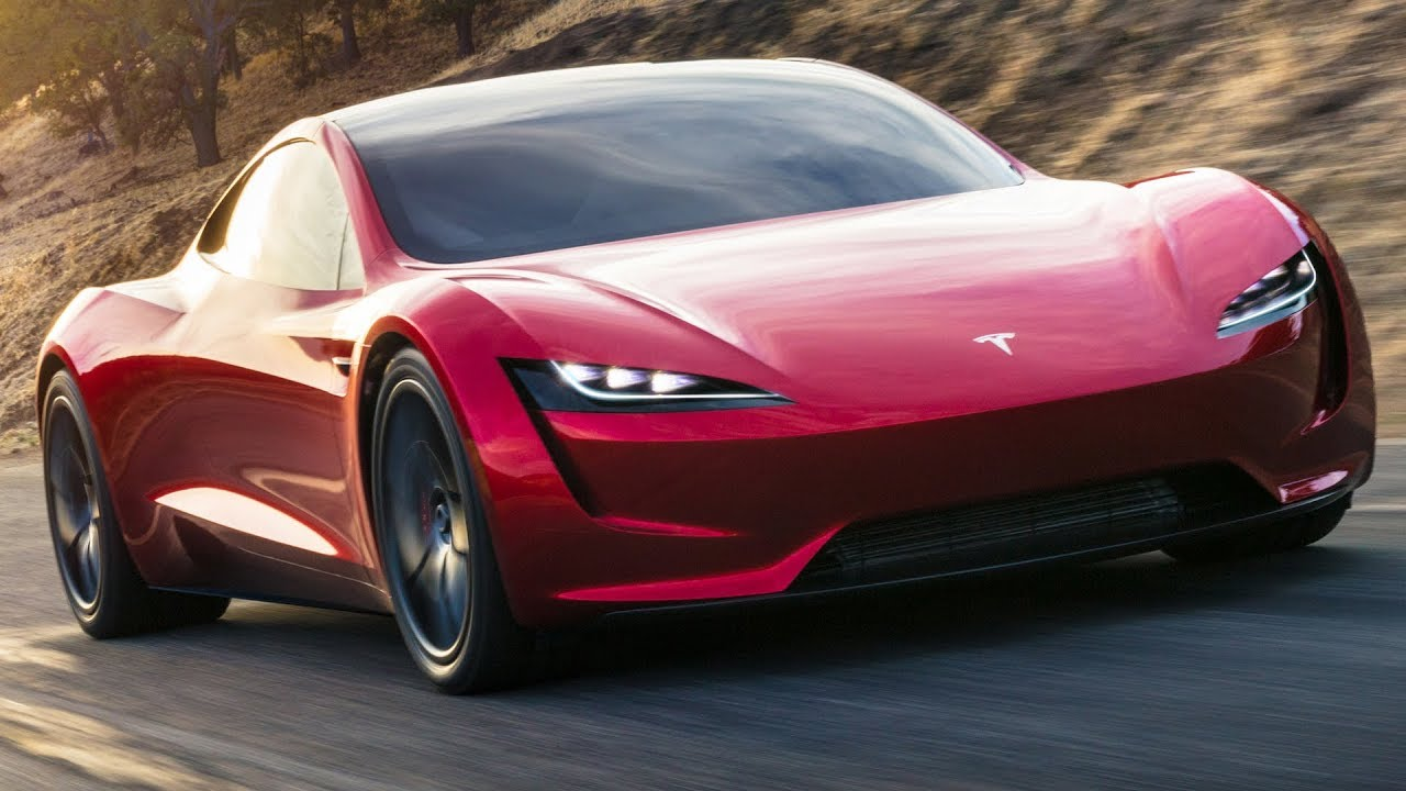 Tesla Roadster  2020  The Quickest Car in the World   YouTube Tesla Roadster  2020  The Quickest Car in the World