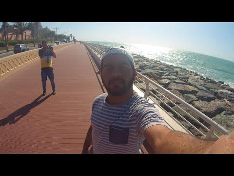 A DAY AT ATLANTIS SEASHORE || DUBAI VLOGS 6 || TRAVELLOGRAPHER.