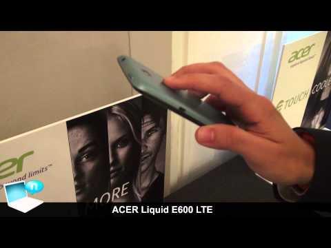 ACER Liquid E600 LTE