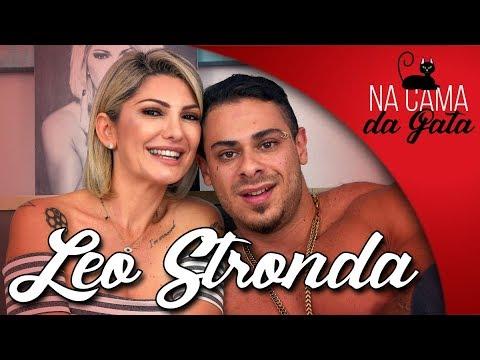 #NACAMADAGATA com LEO STRONDA