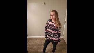 Halife Black Christmas Patterned Shirt- Fashion Product Review