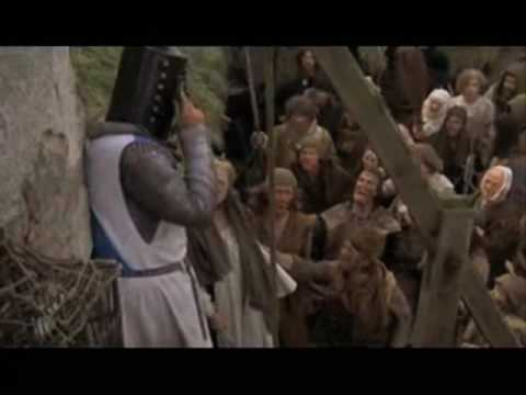 Monty Python's Holy Grail - Burn The Witch