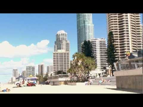 Surfers Paradise, Gold Coast - Entertainment and Attractions.  A video review by Tap'd In (Part 2)
