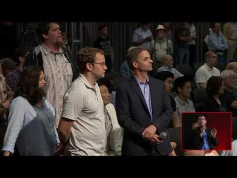 Tesla CEO Elon Musk, CTO JB Straubel, Explain Model 3 Supercharging Policy