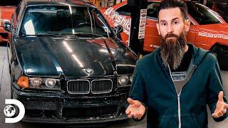 Aaron repotencia un BMW M3 del 95 | El Dúo mecánico | Discovery Latinoamérica
