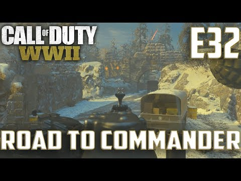 Call Of Duty World War 2(RTC)PS4 Ep.32-War On Operation Griffin(STG 44,Type 100 Gameplay)