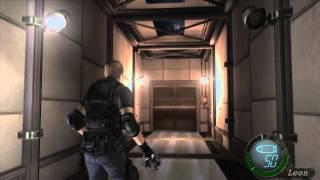 Resident Evil / Biohazard 4 Agile Leon GTX 980 PC Ultra Settings 1440p